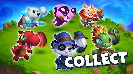 Monster Legends Mod APK Download (Unlimited Gems / Food) – Updated 2021 5