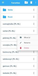 Collins Dutch Polish Dictionary v9.1.313 [Premium] 5