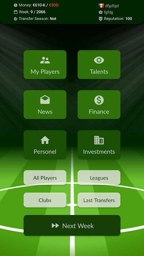 Soccer Agent  screenshots 1