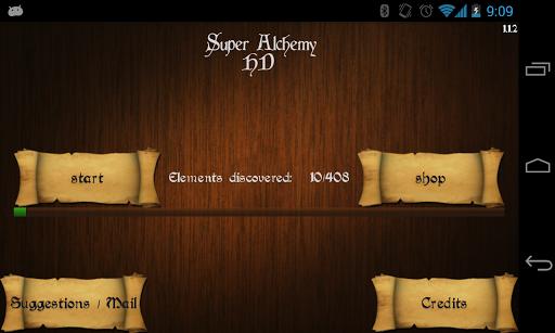 Super Alchemy (HD)  screenshots 3