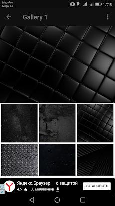 Black Wallpaper HD / Dark Wallpaperのおすすめ画像3