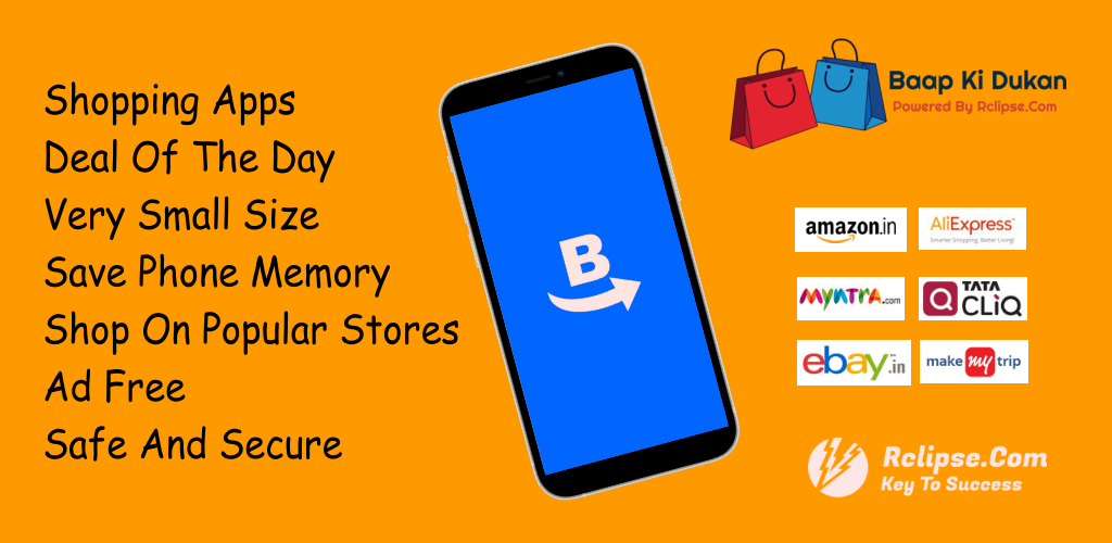 Baap Ki Dukan - All In One Shopping App screenshot 3