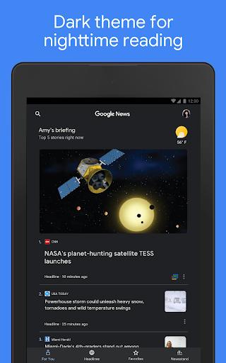 Google News - Daily Headlines android2mod screenshots 11