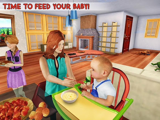 New Baby Single Mom Family Adventure apkdebit screenshots 13