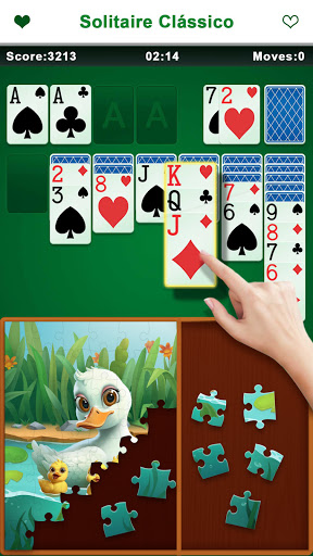 Solitaire&Jigsaw kingdom screenshots 11