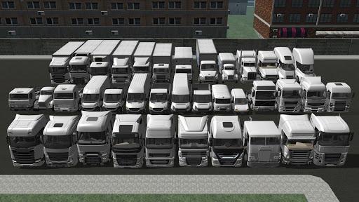 Code Triche Cargo Transport Simulator (Astuce) APK MOD screenshots 1