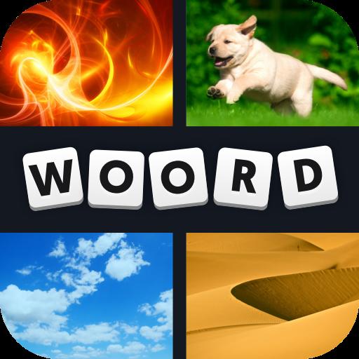4 Plaatjes 1 Woord