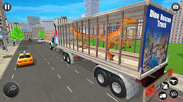 Rescue Animal Transport Truck:Rescue Animal Games
