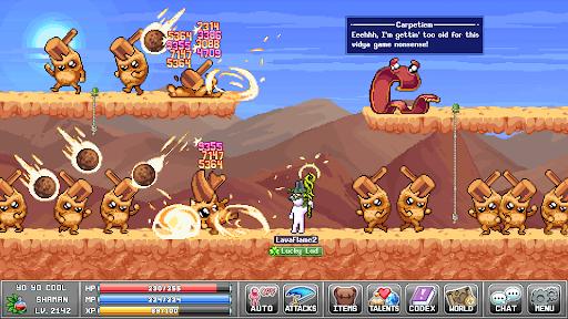 IdleOn! - Idle Game MMO screenshots 19