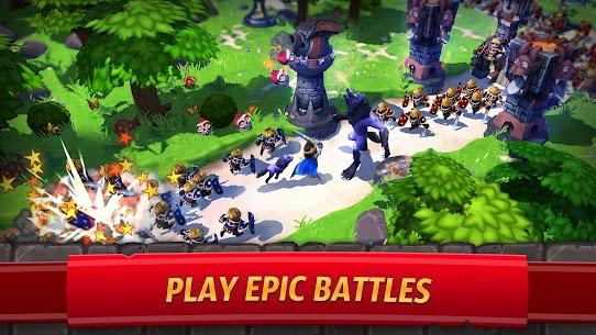 Royal Revolt 2 Apk: Tower Defense RTS & Castle Builder 1