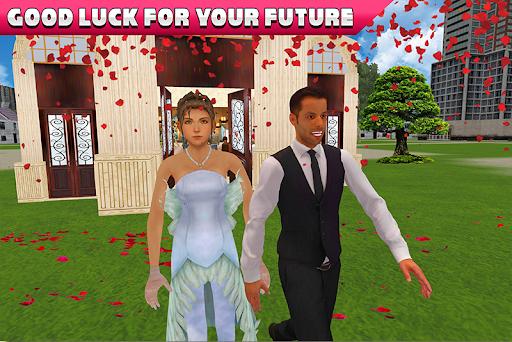 Newlyweds Story of Love Couple Games 2020  screenshots 3
