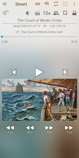 Smart AudioBook Player Apkfinish screenshots 3