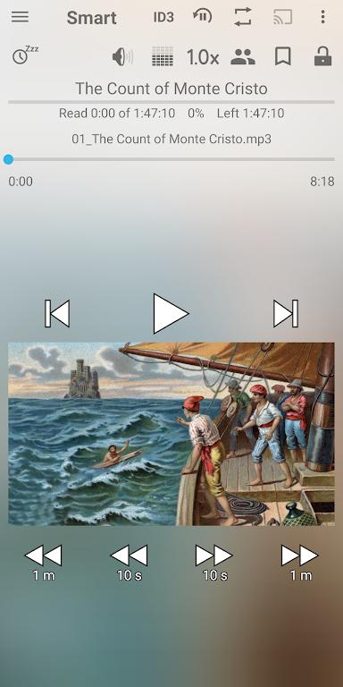 Smart AudioBook Player  poster 2
