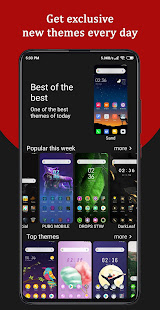 Themes for MIUI - Only FREE! 3.5 Screenshots 3