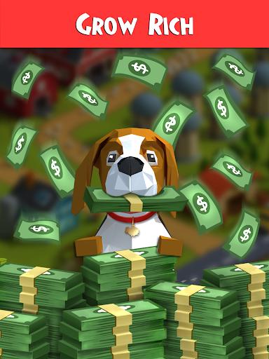 Tiny Sheep Tycoon Games u2013 Idle Wool apkpoly screenshots 11