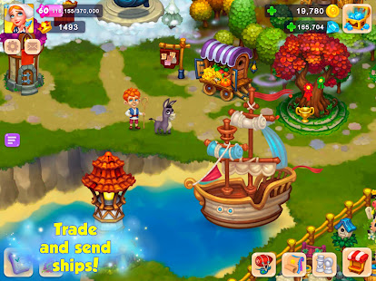 Royal Farm: Village Game with Quests & Fairy tales 1.47.0 Screenshots 5