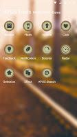 TRACK-APUS Launcher theme