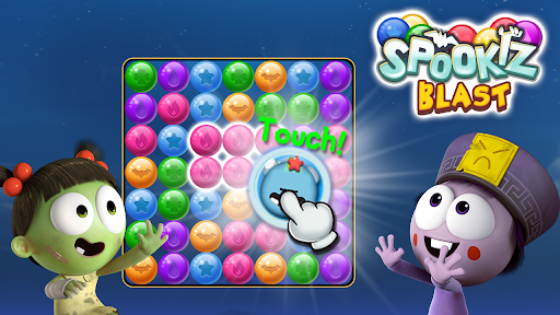 Spookiz Blast : Pop & Blast Puzzle 1.0061 screenshots 2