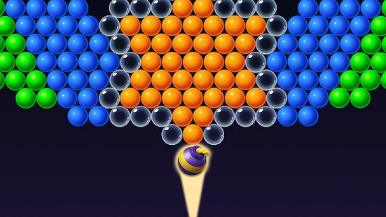 Bubble Crush Puzzle Game