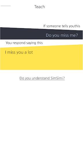 SimSimi 6.9.2.9 screenshots 2