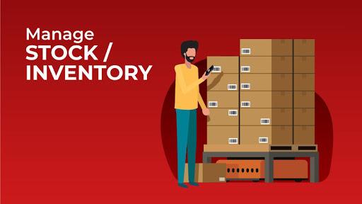 Invoicing, Billing, GST, Inventory, Accounting apktram screenshots 3