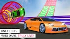 screenshot of Mega Ramp Car Stunts Offline Games 2021: Car Games