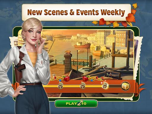 Pearl's Peril - Hidden Object Game screenshots 12