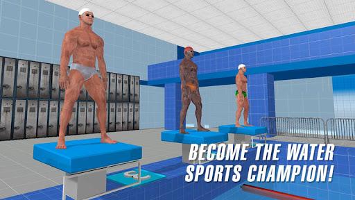 Code Triche Swimming Pool Race APK MOD (Astuce) screenshots 1