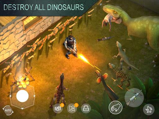 Jurassic Survival Apkfinish screenshots 5