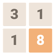 19 numbers. Math puzzle