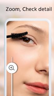 Beauty Mirror - Light Mirror & Makeup Mirror App  Screenshots 2