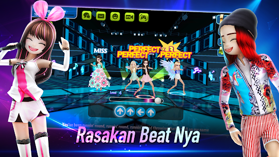 AVATAR MUSIK INDONESIA - Social Dancing Game 1.0.1 Screenshots 18