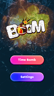 Time Bomb Broken Screen Prank
