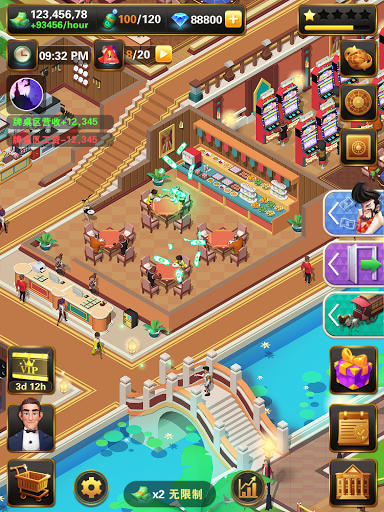 Idle Casino Tycoon 2.2 screenshots 16
