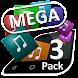 Mega Theme Pack 3 iSense Music - Androidアプリ