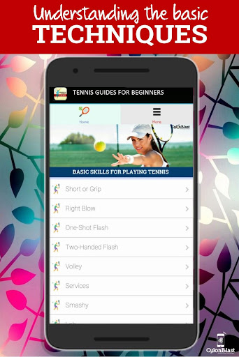 best tennis guides for beginners screenshot 2