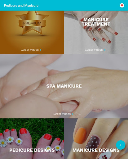 Pedicure and Manicure spa at home screenshots 7