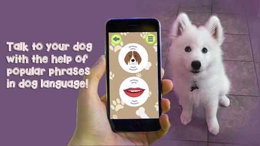 Dog Language Translator Simulator - Talk to Pet android2mod screenshots 4