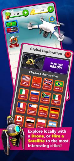 GEOPOLY Geolocation Real Estate Business Simulator  screenshots 2