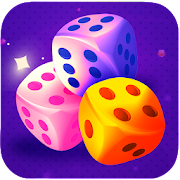 Magical Dice - Free Color Merge Match Dice Puzzle