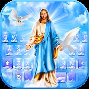 Holy Jesus Keyboard Theme