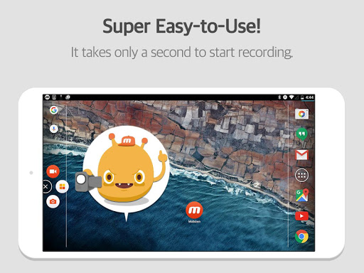 Mobizen Screen Recorder for LG - Record, Capture 3.8.1.7 Screenshots 11