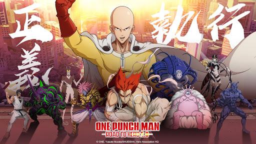 One-Punch Man: Road to Hero 2.0 2.3.1 screenshots 1
