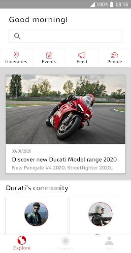 ducati link screenshot 2