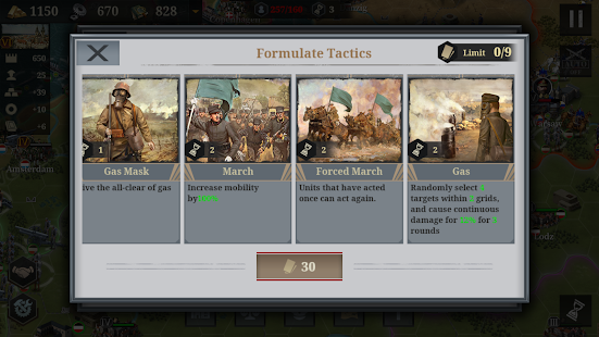European War 6:1914 - WW1 Strategy Game 1.3.26 Screenshots 16