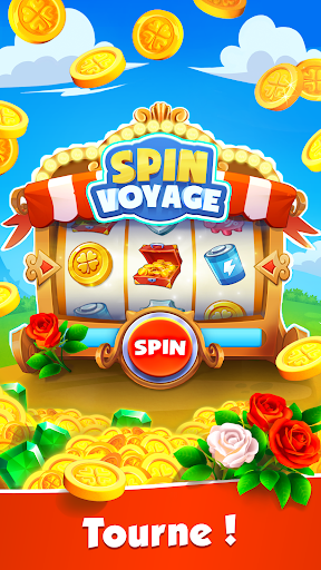 Spin Voyage - Lancez la roue pour des pièces !  captures d'écran 2