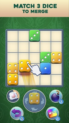 Dice Merge! Puzzle Masterのおすすめ画像1