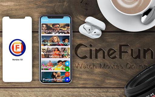 cinefun - free hd online movies 2019 (pro movies) screenshot 1