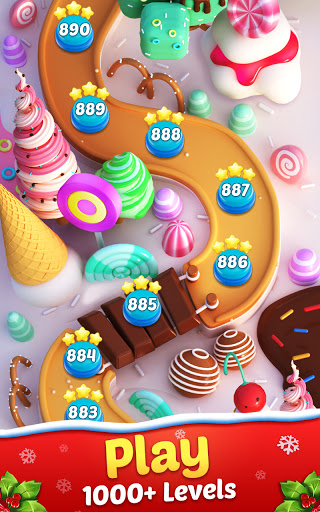 Cake Smash Mania - Swap and Match 3 Puzzle Game 3.0.5050 screenshots 13