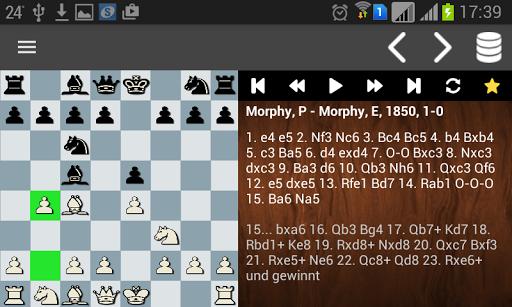 Chess PGN reader 1.0.10 screenshots 7